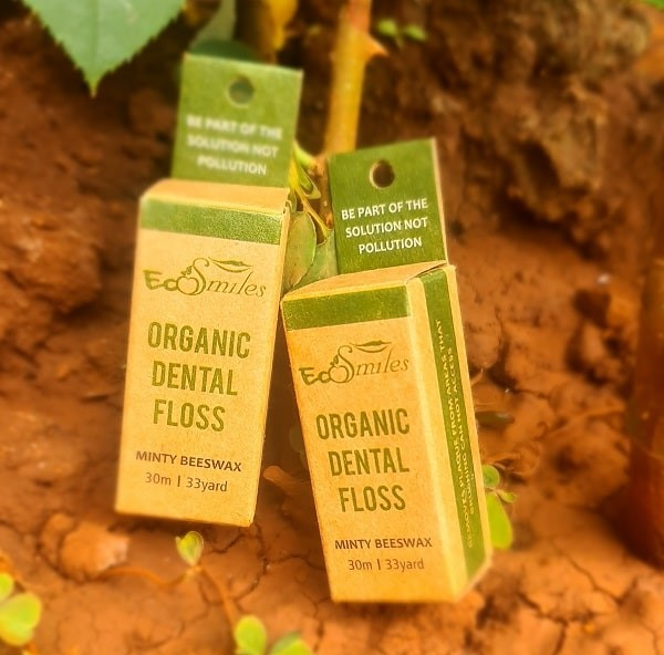 Pure Organic Dental Floss for sale in Kenya